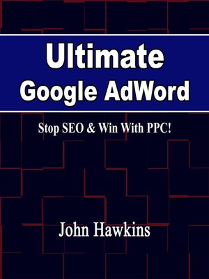 cover image of Ultimate Google AdWord